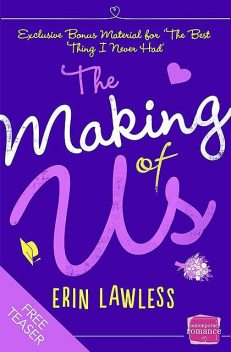 The Making of Us (Free Taster), Erin Lawless