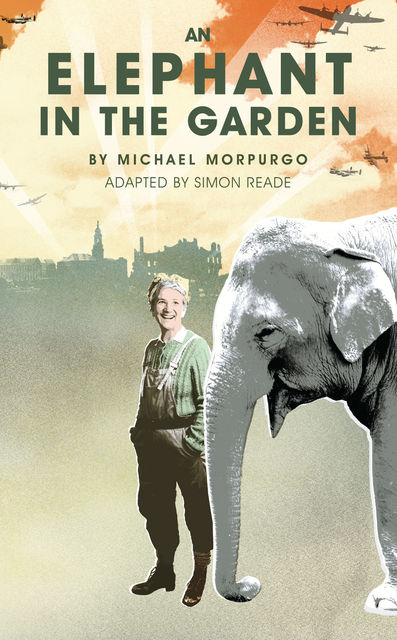 The Elephant in the Garden, Michael Morpurgo, Simon Reade