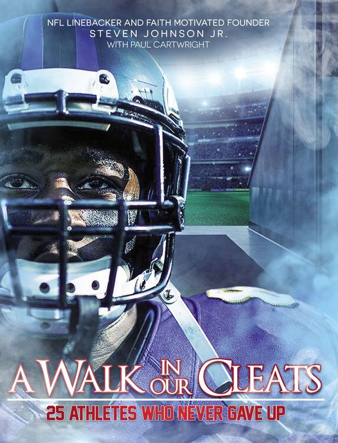 A Walk in Our Cleats, J.R., Steven Johnson