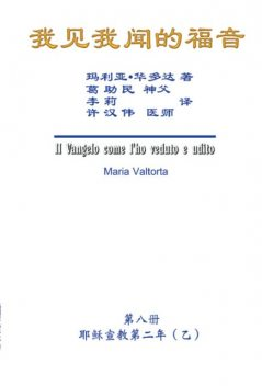 The Gospel As Revealed to Me (Vol 8) – Simplified Chinese Edition, Hon-Wai Hui, Maria Valtorta, 許漢偉