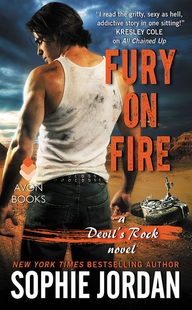 Fury on Fire, Sophie Jordan