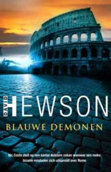 Blauwe demonen, David Hewson