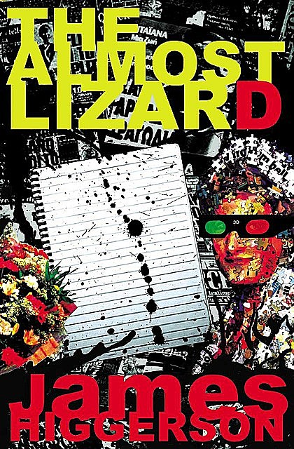 The Almost Lizard, James Higgerson