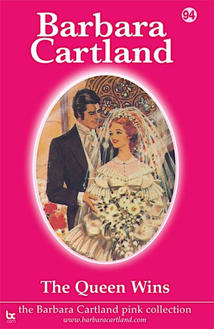 The Queen Wins, Barbara Cartland