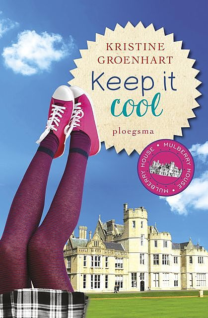 Keep it cool, Kristine Groenhart