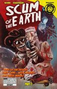 Scum of the Earth #2, Mark Bertolini