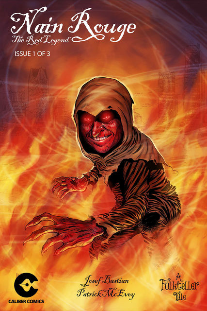 Nain Rouge: The Red Legend Vol.1 #1, Josef Bastian