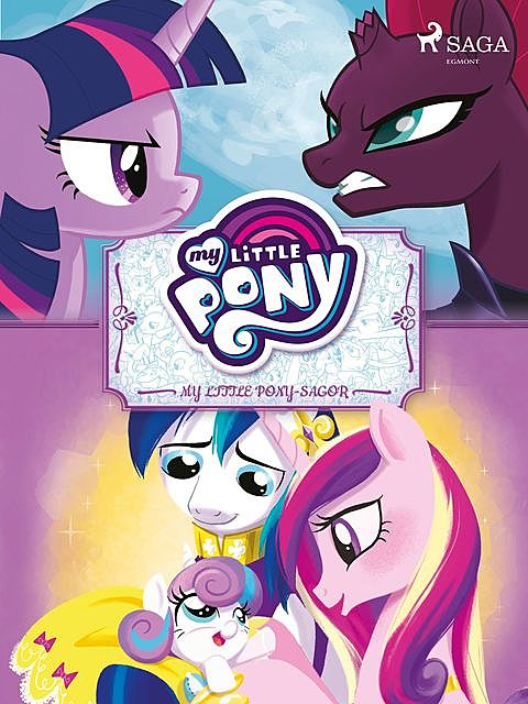 My Little Pony-sagor, – Diverse
