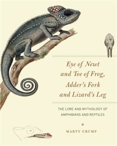 Eye of Newt and Toe of Frog, Adder's Fork and Lizard's Leg, Marty Crump