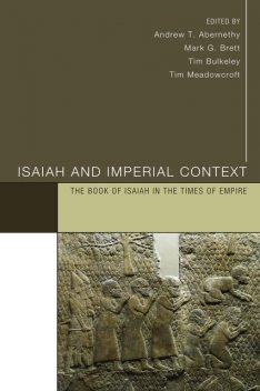 Isaiah and Imperial Context, Andrew Abernethy