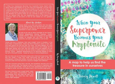 When Your Superpower Becomes Your Kryptonite, Tracey A Hewitt
