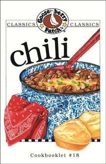Chili Cookbook, Gooseberry Patch