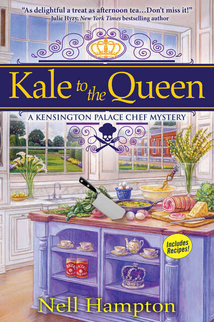 Kale to the Queen, Nell Hampton