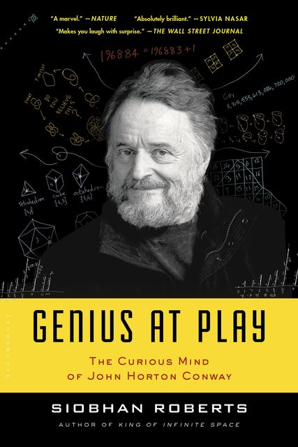 Genius At Play, Siobhan Roberts