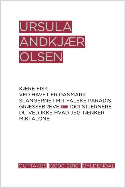Outtakes, Ursula Andkjær Olsen