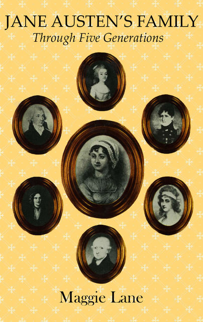 Jane Austen's Family, Maggie Lane
