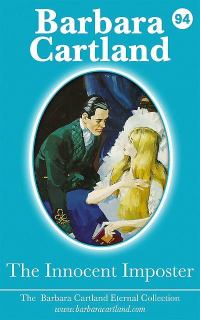 The Innocent Imposter, Barbara Cartland