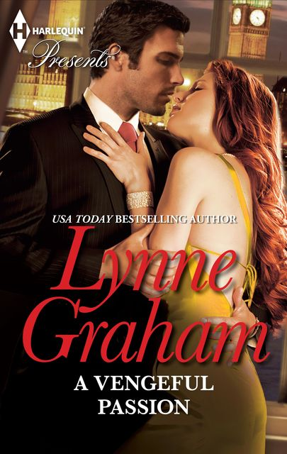 A Vengeful Passion, Lynne Graham