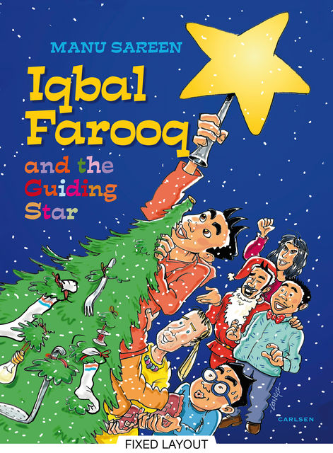 Iqbal Farooq and the Guiding Star, Manu Sareen