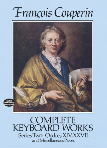 Complete Keyboard Works, Series Two, Francois Couperin