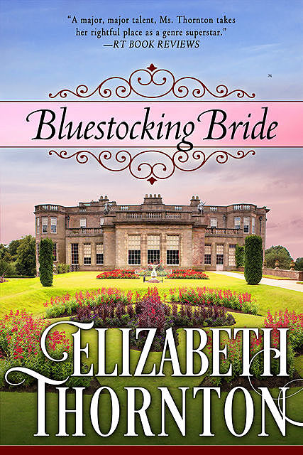 Bluestocking Bride, Elizabeth Thornton