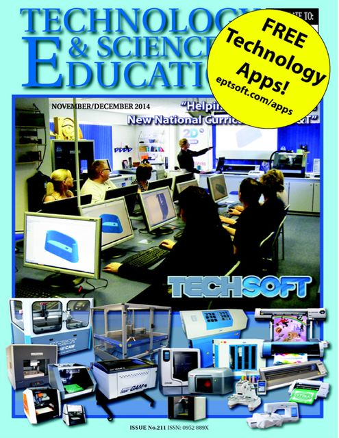 Technology and Science In Education: November / December 2014, Clive W.Humphris