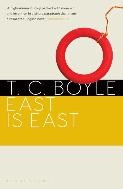 East is East, T.C.Boyle
