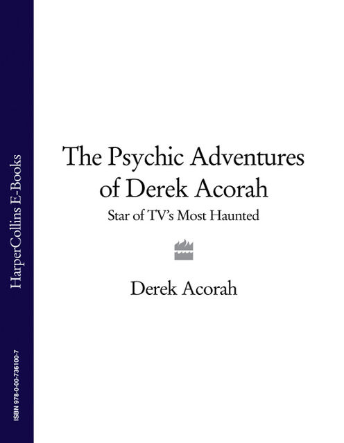 The Psychic Adventures of Derek Acorah, Derek Acorah