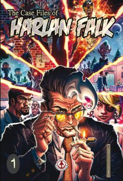 The case files of Harlan Falk, Cy Dethan