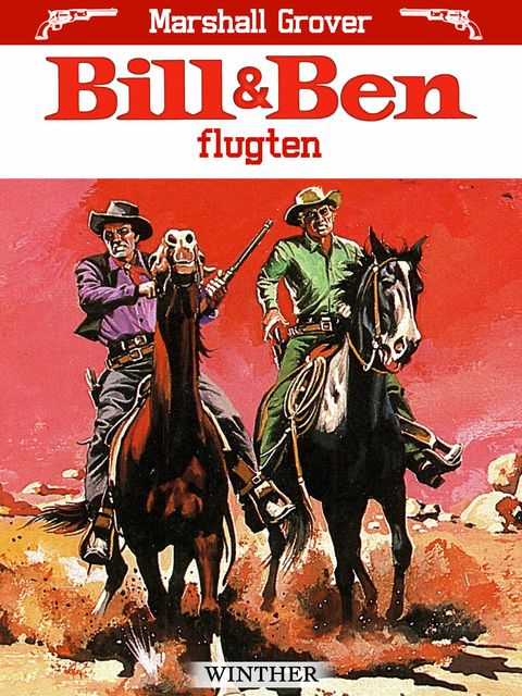 Bill og Ben – flugten, Marshall Grover