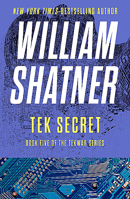 Tek Secret, William Shatner