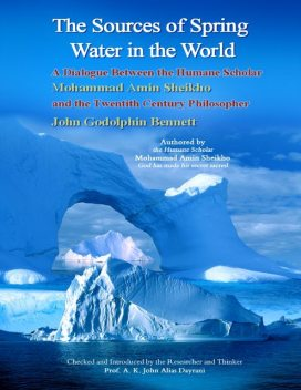 The Sources of Spring Water in the World, Mohammad Amin Sheikho