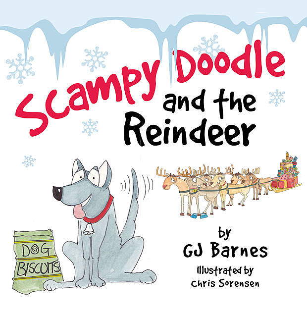 Scampy Doodle and the Reindeer, G.J. Barnes