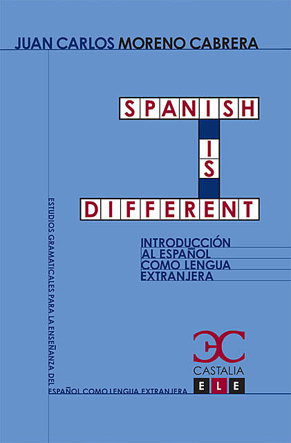 Spanish is different, Juan Carlos Moreno