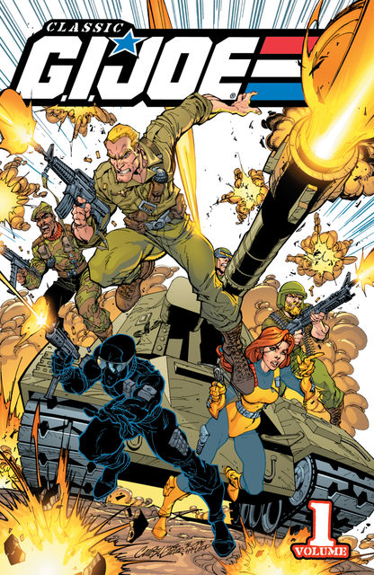 G.I. Joe: Classics Vol. 1, Larry Hama, Herb Trimpe, Steven Grant