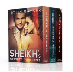 The Sheikh's Every Wish, Holly Rayner