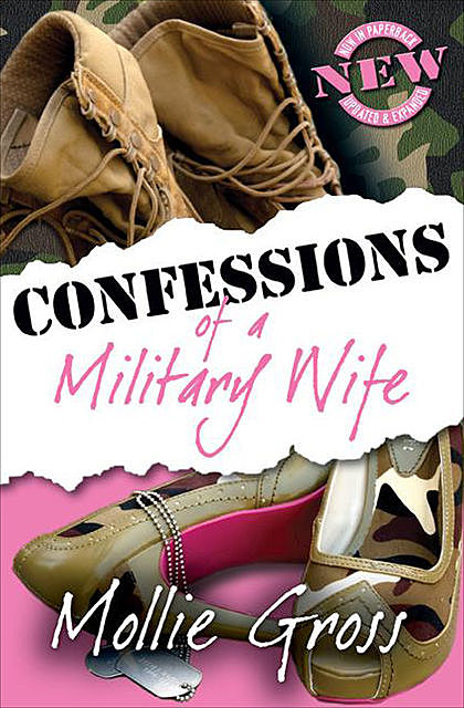 Confessions of a Military Wife, Mollie Gross