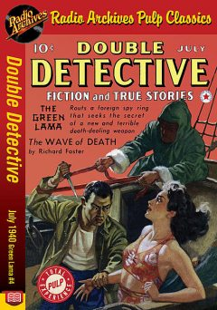 Double Detective July 1940 The Green Lam, Richard Foster