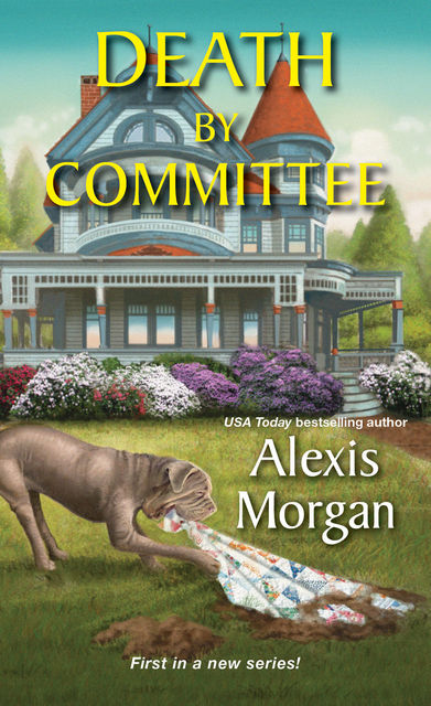 Death by Committee, Alexis Morgan