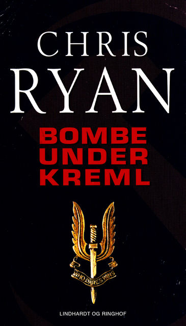 Bombe under Kreml, Chris Ryan