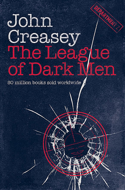 The League of Dark Men, John Creasey
