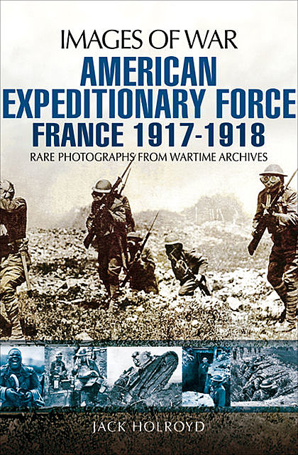 American Expeditionary Force, Jack Holroyd