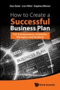 How to Create a Successful Business Plan, Dan Galai, Lior Hillel