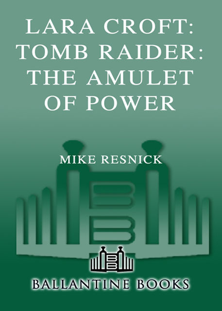 The Amulet of Power, Mike Resnick