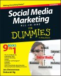 Social Media Marketing All-in-One For Dummies, Deborah Ng, Jan Zimmerman