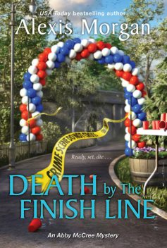 Death by the Finish Line, Alexis Morgan