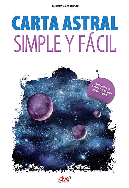 Carta astral simple y fácil, Laurent James Samson