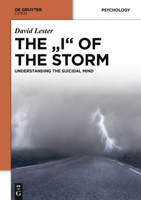 "THE ""I"" OF THE STORM, David Lester"