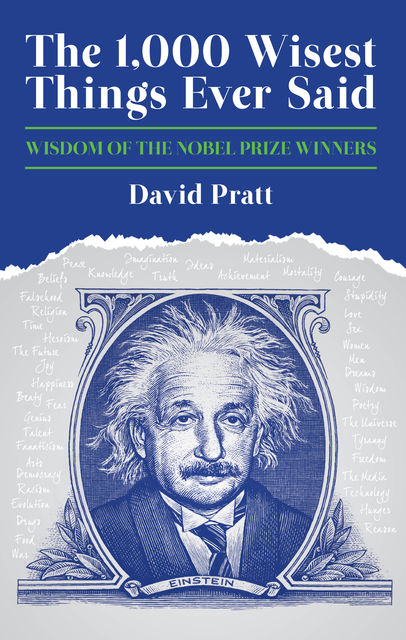 The 1,000 Wisest Things Ever Said, David Pratt