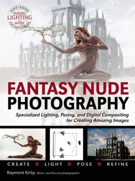 Fantasy Nude Photography, Rayment Kirby